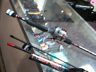 RHINO Fishing Rod & Reel 33 COMBO