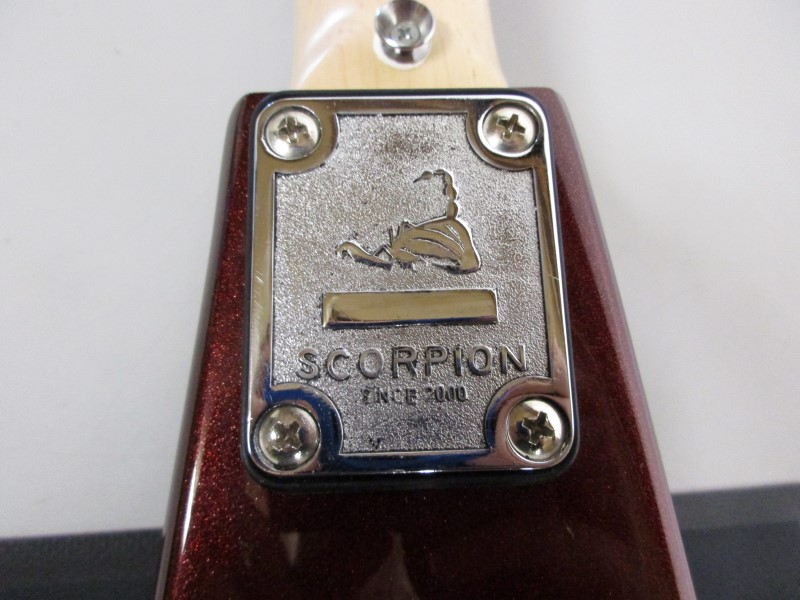 SCORPION ELECTRIC GUITAR