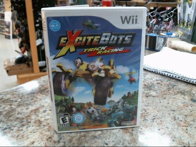 NINTENDO Nintendo Wii Game EXCITE BOTS TRICK RACING
