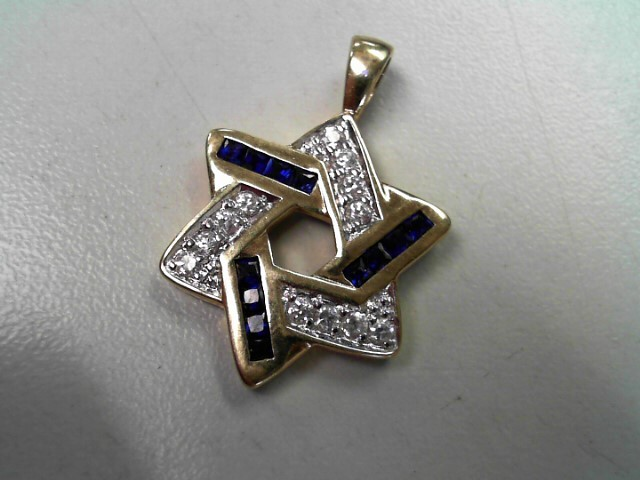 Silver Pendant 925 Silver 4.6g
