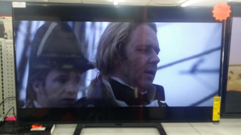 VIZIO  LCD TV  W/REMOTE  BLACK