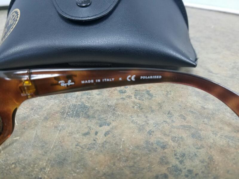 RAY-BAN Sunglasses RB 4075