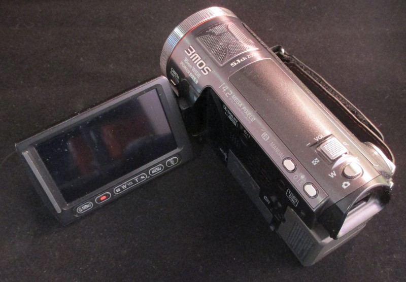 PANASONIC Camcorder HDC-TM700