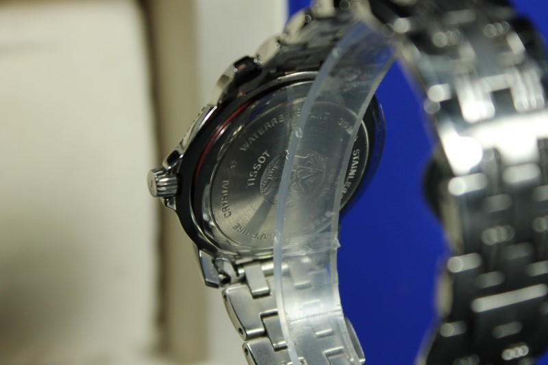 Tissot 1853 Ballade Stainless Steel Wristwatch