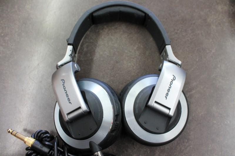 PIONEER ELECTRONICS Headphones HDJ-2000