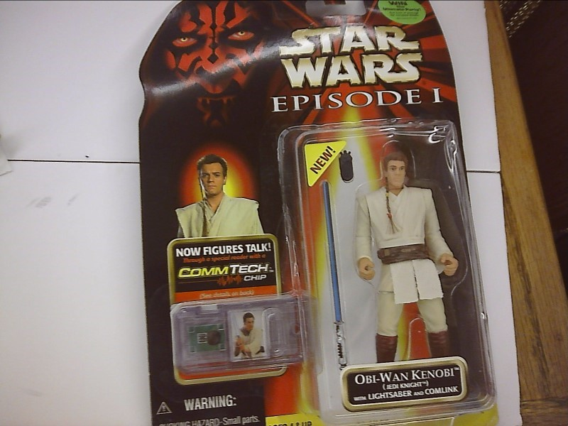 STAR WARS Vintage/Antique Toys ACTION FIGURES