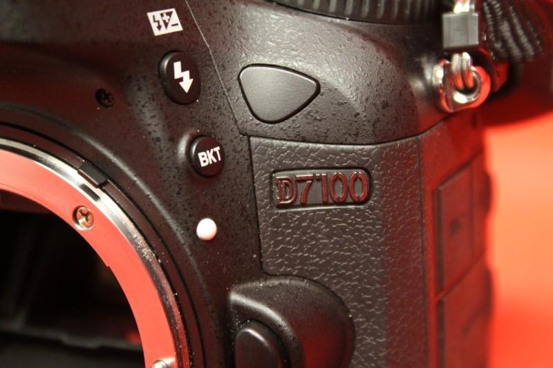 Nikon D D7100 24.1 MP Digital SLR Camera