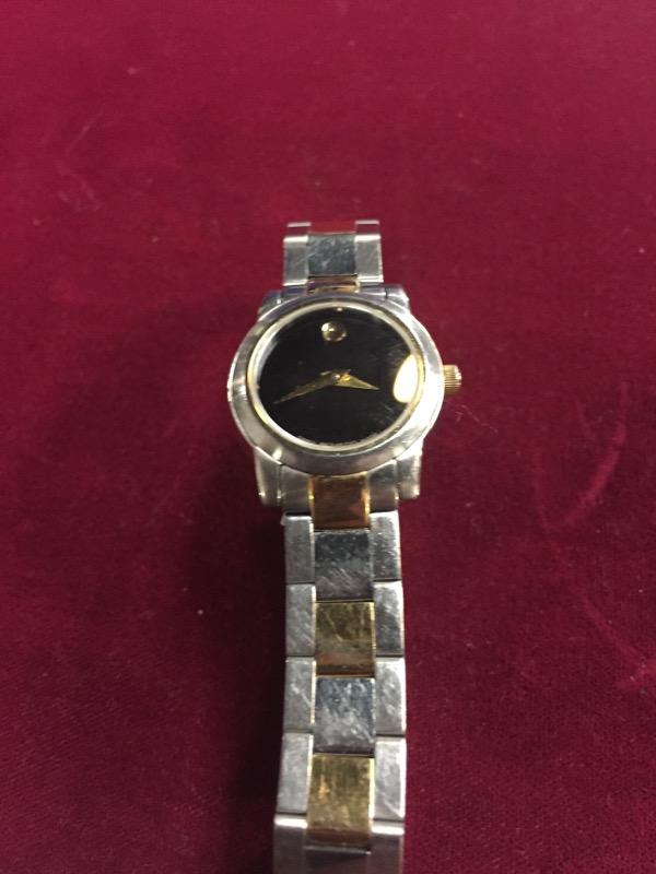 MOVADO Lady's Wristwatch 81E41846