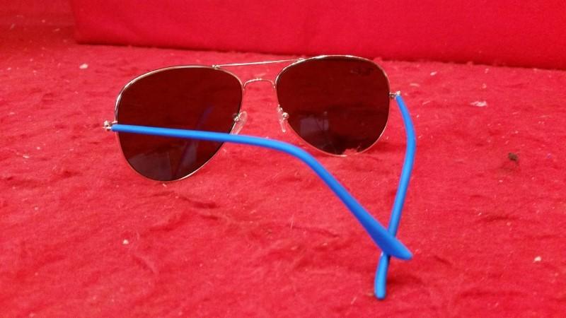 Ray-Ban 2179 Blue Aviator Sunglasses