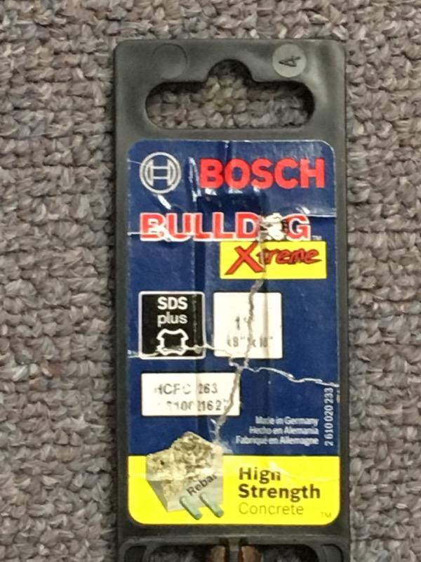"Bosch - 1"" x 10"" SDS Plus Bulldog Xtreme Rotary Hammer Bit -HCFC2263"