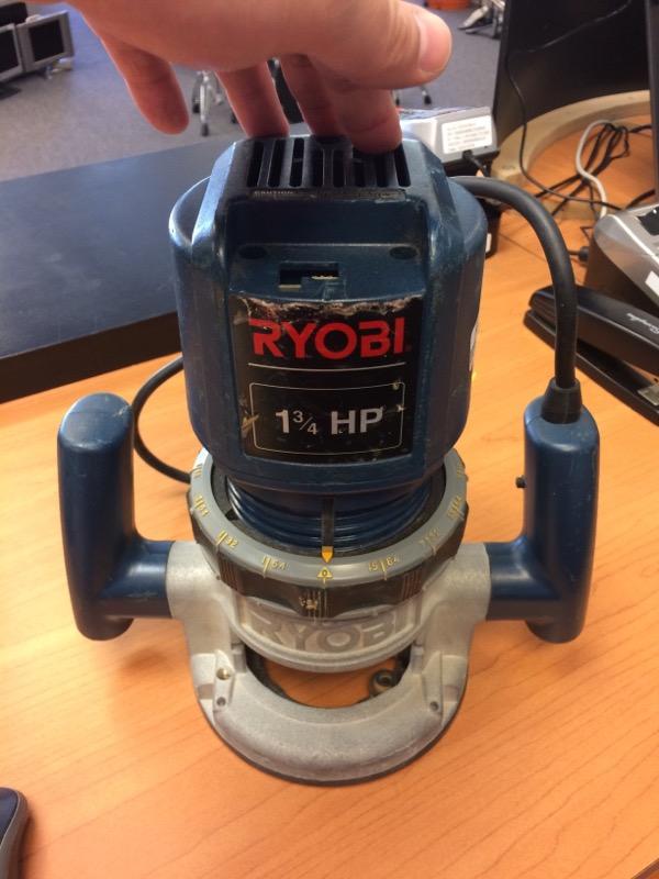 RYOBI Router R165