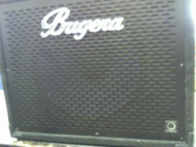 BUGERA Bass Guitar Amp BT115TS