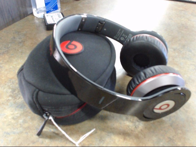 BEATS AUDIO Headphones 810-00012-00