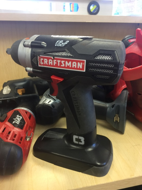 CRAFTSMAN Impact Wrench/Driver 315.ID2000