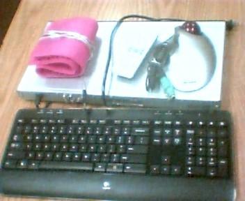 LOGITECH Computer Accessories K520