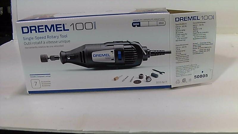 DREMEL MotoTool/Dremel 100 SERIES