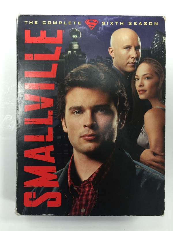 SMALLVILLE COMPLETE SIXTH SEASON