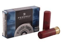 """FEDERAL AMMUNITION F131-00 12 GA Gauge Buckshot 3"""" Magnum"""
