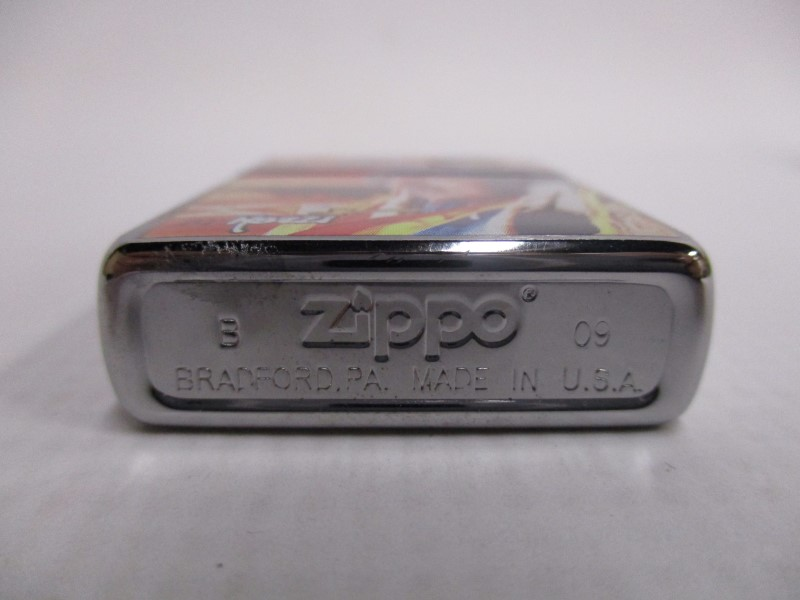 ZIPPO LIGHTER 24399 MAZZI-NATIVE AMERICAN
