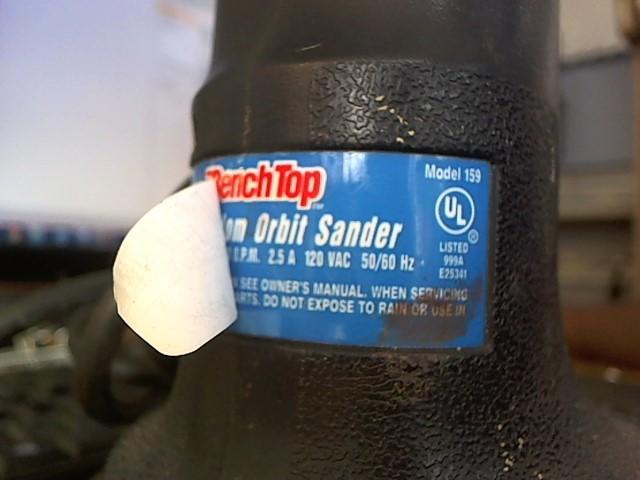 BENCHTOP Vibration Sander 159