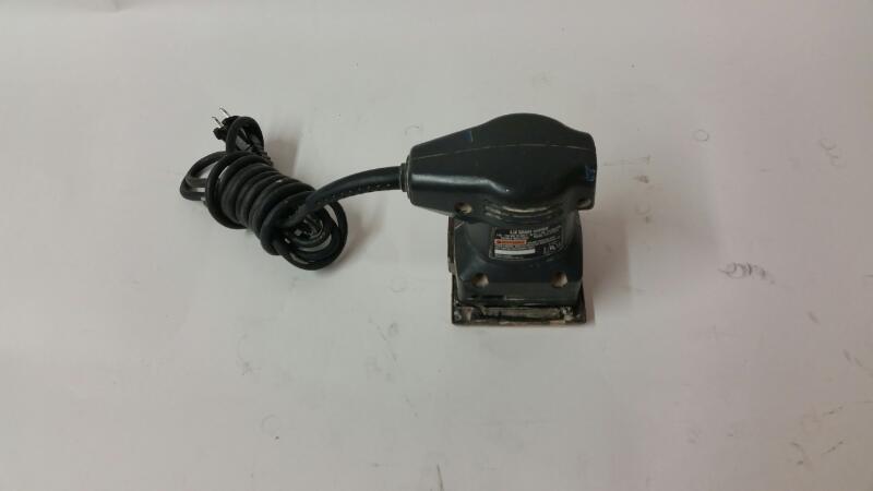 Craftsman Vibration Sander 315.277012
