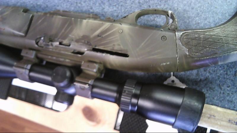 REMINGTON ARMS Rifle 742 WOODSMASTER