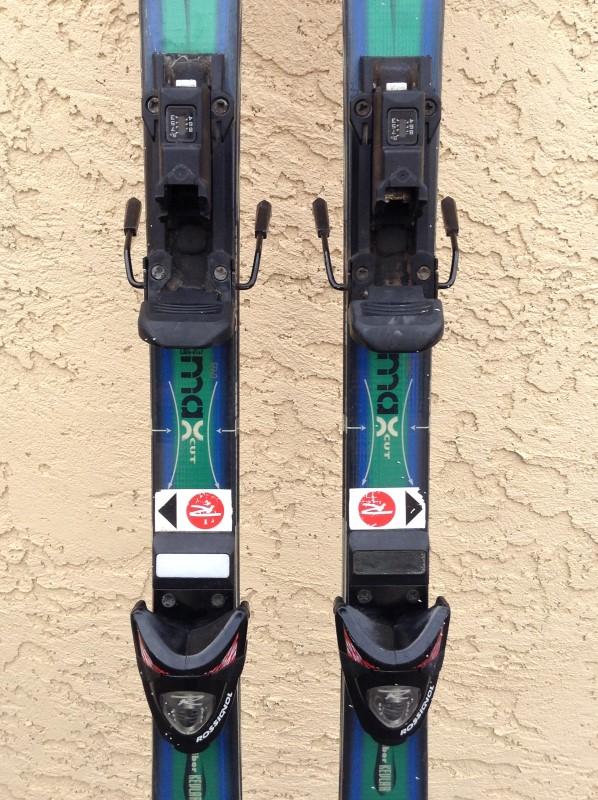 DYNASTAR Snow Skis BIG MAX3