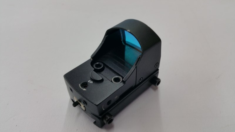 NCSTAR RED DOT SIGHT