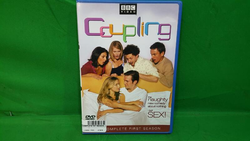 COUPLING THE COMPLETE FIRST SEASON DVD