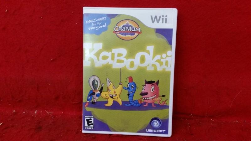 Cranium Kabookii (Nintendo Wii, 2007)