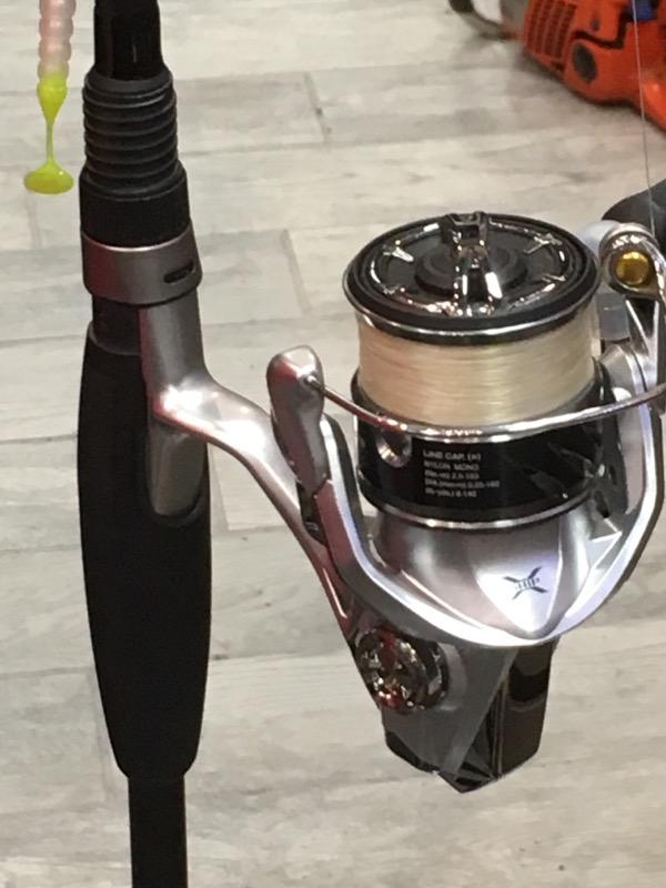 SHIMANO Fishing Reel STRADIC 2500 FJ