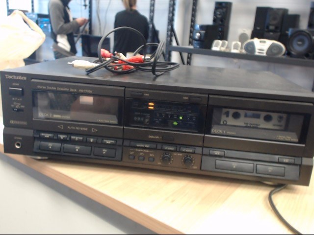 TECHNICS Tape Player/Recorder RS-TR155