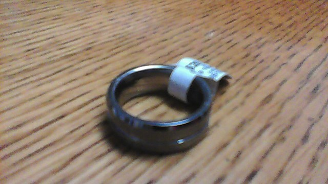 Gent's Silver Ring 601 Silver 11.1g