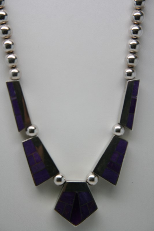FASHION NATIVE AMERICAN NECKLACE