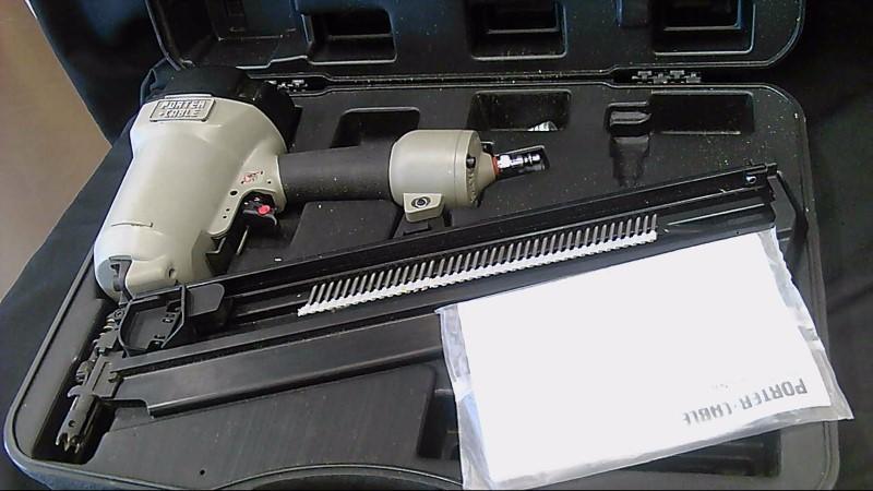 PORTER CABLE Nailer/Stapler FR350A