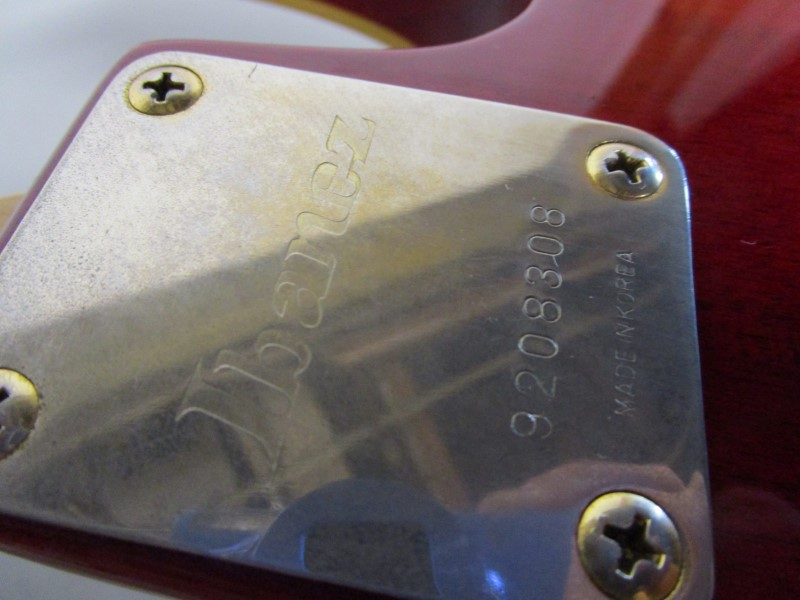 IBANEZ EX SERIES EX1700CS ELECTRIC GUITAR