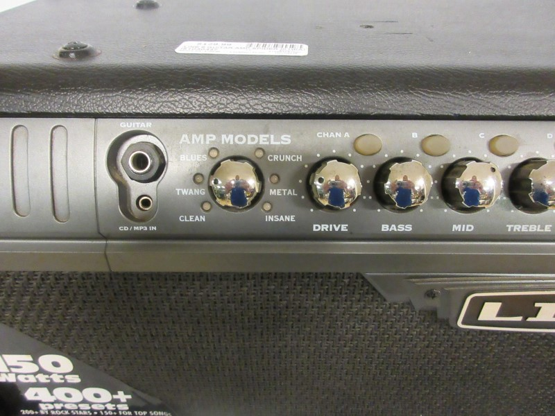 LINE 6 Electric Guitar Amp SPIDER III HD150