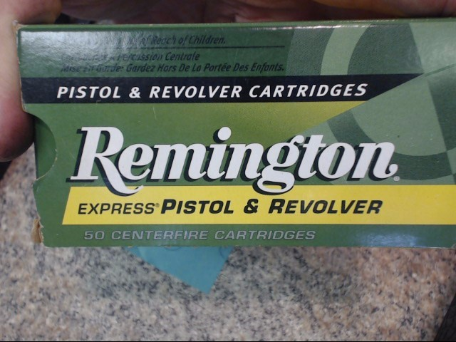 REMINGTON FIREARMS & AMMUNITION Ammunition TARGET .32 S&W LONG