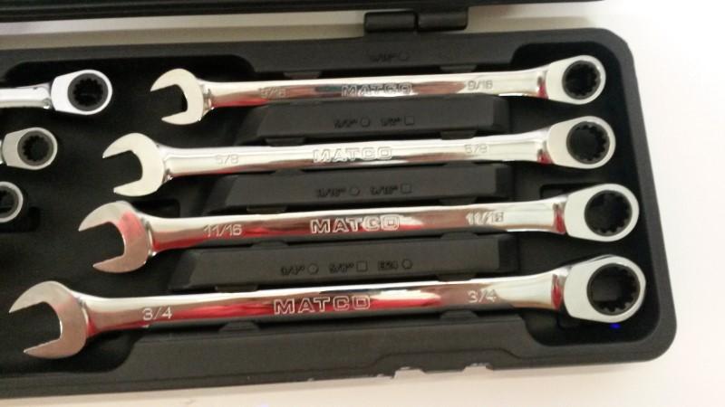 MATCO TOOLS Wrench S9GRCXL10
