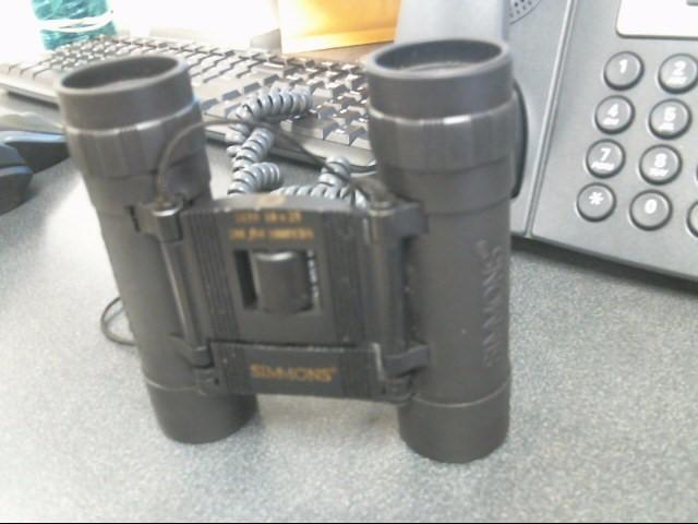 SIMMONS Binocular/Scope 1159 10X25