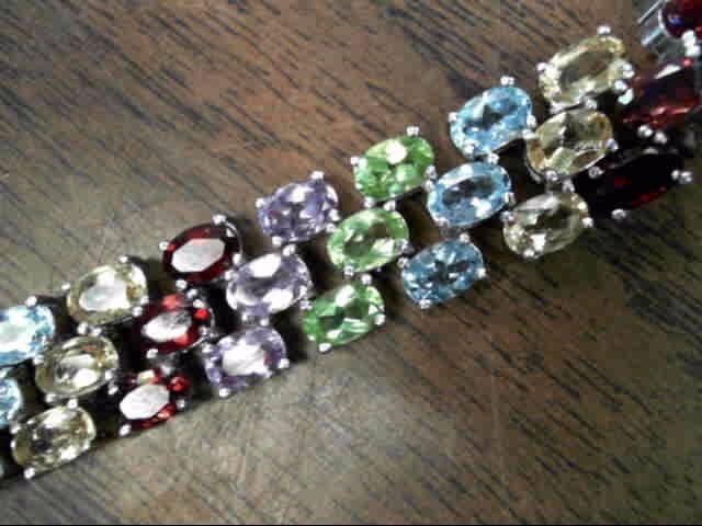 Silver Bracelet 925 Silver 22.1dwt
