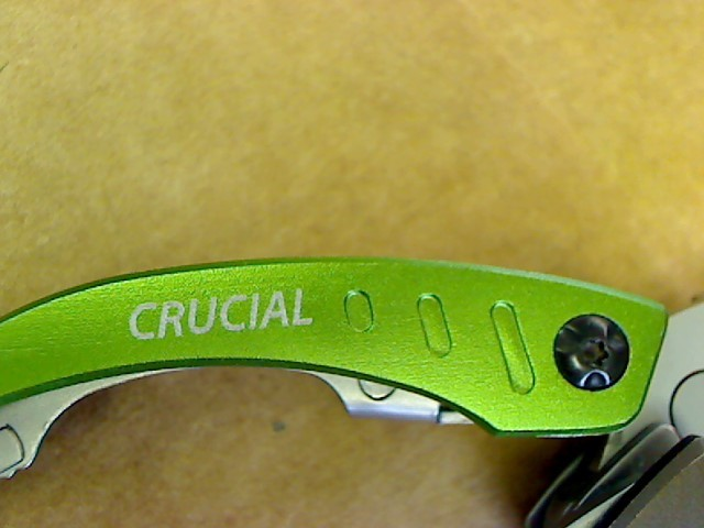 GERBER Pocket Knife CRUCIAL MULTI TOOL