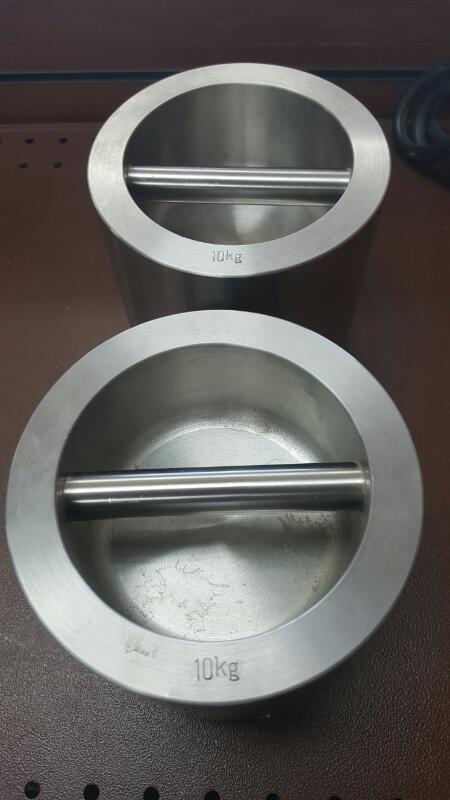 Measuring Tool CALIBRATION WEIGHT 10KG NONE CALIBRATION WEIGHT 10KG