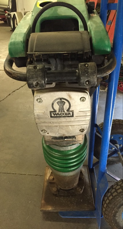 WACKER Concrete Vibrator BS60-2I