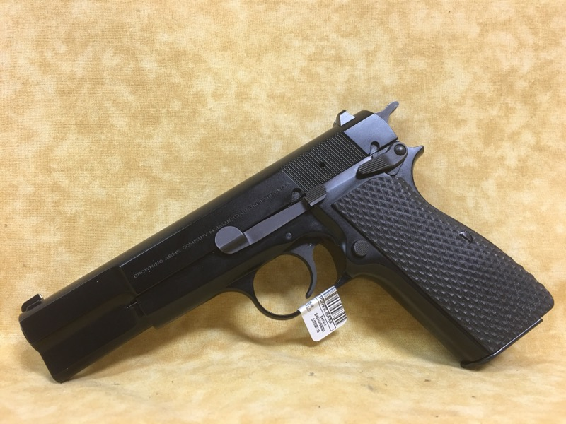 BROWNING Pistol HIGH POWER MARK III