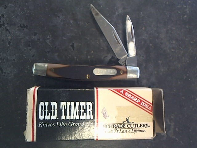 OLD TIMER Pocket Knife 330T