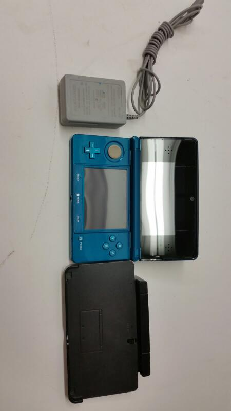 Nintendo 3DS Handheld Console System