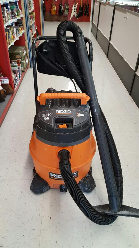RIDGID TOOLS Vacuum Cleaner WD18510