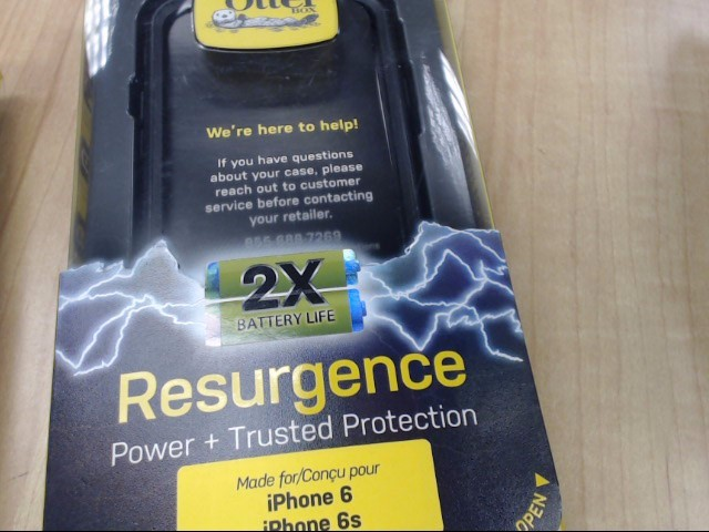 OTTERBOX Cell Phone Accessory IPHONE 6 RESURGENCE
