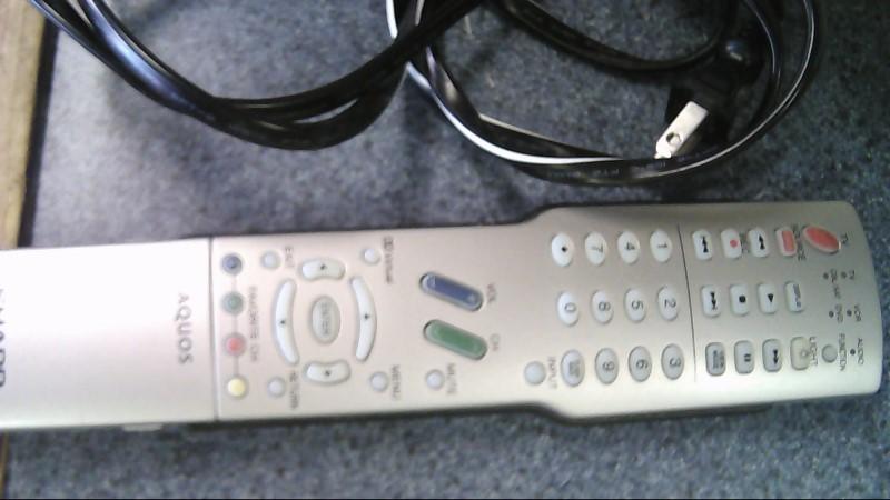 SHARP Standard CRT Television LC26GA5U
